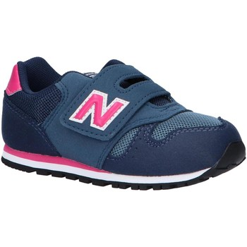 Chaussures Fille Multisport New Balance YV373KP Rosa