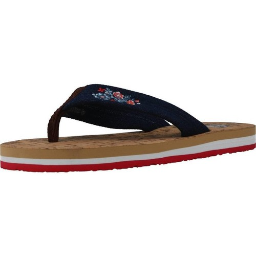 Chaussures Fille Tongs Gioseppo 43223G Bleu