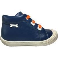 Chaussures Garçon Baskets montantes Stones And Bones WAVE bleu marine