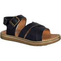Chaussures Garçon Sandales et Nu-pieds Stones and Bones NESTO bleu marine
