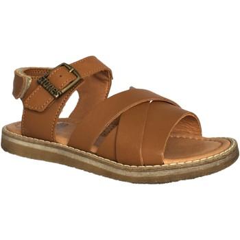 Chaussures Garçon Sandales et Nu-pieds Stones and Bones NESTO cognac