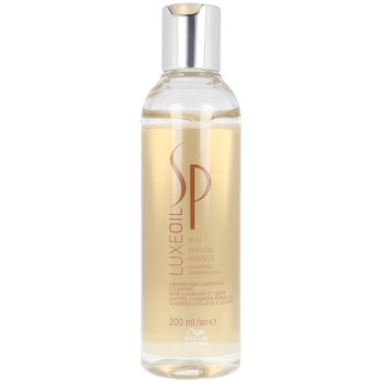 Beauté Shampooings System Professional Sp Luxe Oil Keratin Protect Shampoo