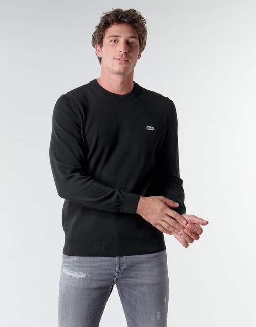 Vêtements Homme Pulls Lacoste AH1985 Noir
