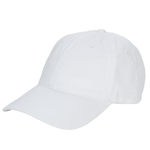 Accessoires textile Homme Casquettes Lacoste FRAS Blanc