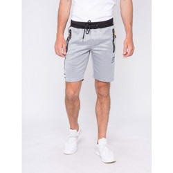 Vêtements Shorts / Bermudas Ritchie Bermuda molleton BILL Gris