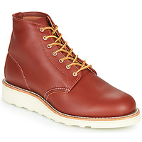 Chaussures Femme Boots Red Wing 6 INCH ROUND Cognac