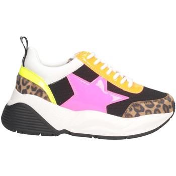 Chaussures Femme Baskets basses Shop Art SA020045M Basket Femme MULTICOLORE MULTICOLORE
