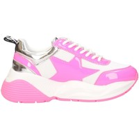 Chaussures Femme Baskets basses Shop Art SA020044FX BLANC / ROSE