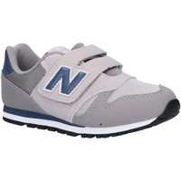 Chaussures Enfant Multisport New Balance YV373K Blanco