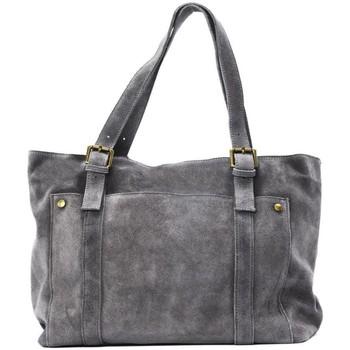 Sacs Femme Cabas / Sacs shopping Oh My Bag TOKYO Gris