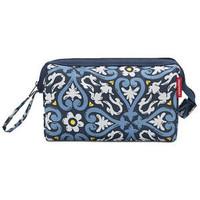 Sacs Vanity Reisenthel Trousse de toilette  ref_49751 Floral1 Bleu