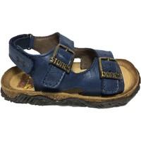 Chaussures Garçon Sandales et Nu-pieds Stones And Bones WHAM bleu