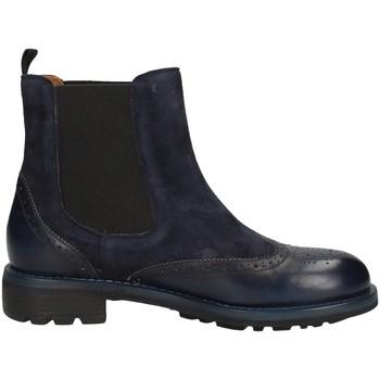 Chaussures Femme Low boots Campanile CC284 BLEU