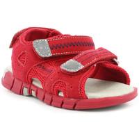 Chaussures Enfant Sandales et Nu-pieds Mod'8 Tribath ROUGE