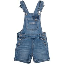 Vêtements Fille Combinaisons / Salopettes Interdit De Me Gronder COOL Bleu marine