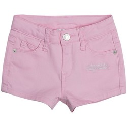 Vêtements Fille Shorts / Bermudas Interdit De Me Gronder PINKITA Rose