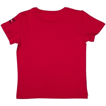 Vêtements Enfant T-shirts & Polos Interdit De Me Gronder OCEAN Rouge