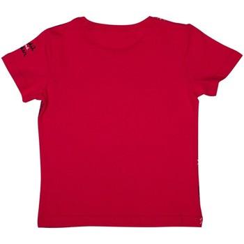 Vêtements Enfant T-shirts & Polos Interdit De Me Gronder OCEAN Rouge