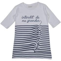 Vêtements Fille Robes courtes Interdit De Me Gronder NAVITA Bleu marine