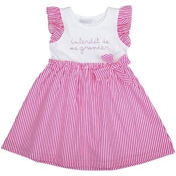 Vêtements Fille Robes Interdit De Me Gronder LINEA Rose fushia
