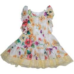 Vêtements Fille Robes Interdit De Me Gronder SUMMER Multicolore