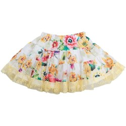 Vêtements Fille Jupes Interdit De Me Gronder LIBERTAD Multicolore