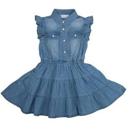 Vêtements Fille Robes Interdit De Me Gronder SKA Bleu marine