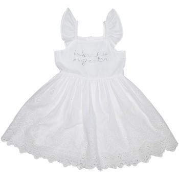 Vêtements Fille Robes Interdit De Me Gronder DIVINA Blanc