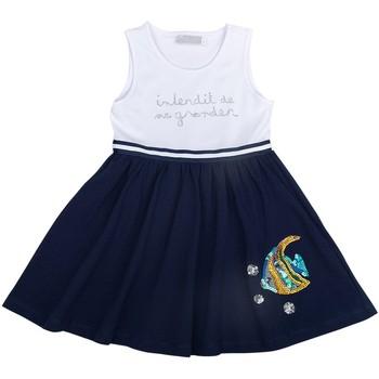 Vêtements Fille Robes Interdit De Me Gronder FISH Bleu marine