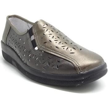 Chaussures Femme Ballerines / babies Longo 1045291 BRONZE