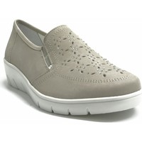 Chaussures Femme Ballerines / babies Longo 1045972 TAUPE