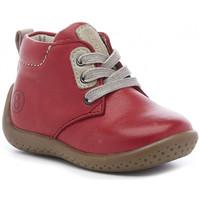 Chaussures Garçon Boots Mod'8 Coboy ROUGE