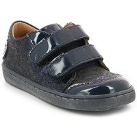 Chaussures Fille Baskets basses Aster Sophi MARINE