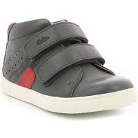 Chaussures Garçon Baskets montantes Aster Yuvan GRIS