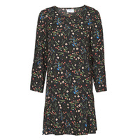 Vêtements Femme Robes courtes Betty London NELLY Noir / Multicolore