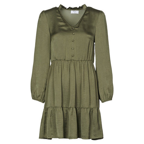 Vêtements Femme Robes courtes Betty London NULIE Kaki