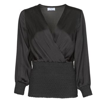 Vêtements Femme Tops / Blouses Betty London NAUSSE Noir