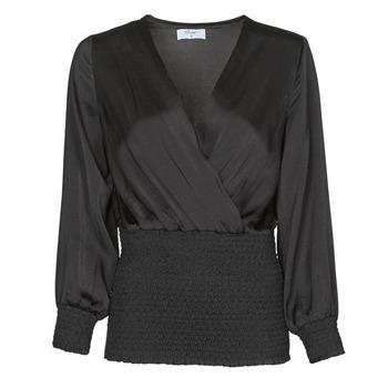 Vêtements Femme Tops / Blouses Betty London NAUSSE Noir