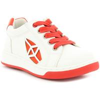 Chaussures Garçon Baskets basses Mod'8 Bloups ROUGE