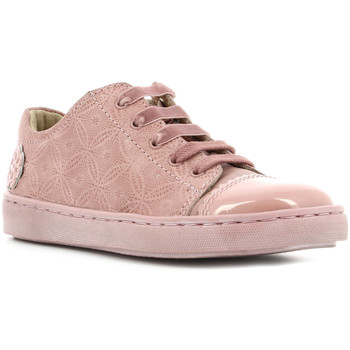 Chaussures Fille Baskets basses Aster Selina ROSE CLAIR