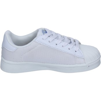 Chaussures Garçon Baskets mode Beverly Hills Polo Club sneakers textile blanc