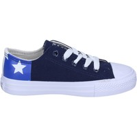 Chaussures Garçon Baskets mode Beverly Hills Polo Club sneakers toile bleu