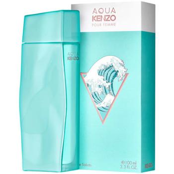 Beauté Femme Eau de parfum Kenzo Aqua pour Femme - eau de toilette - 100ml - vaporisateur Aqua pour Femme - cologne - 100ml - spray