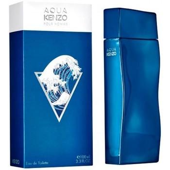 Beauté Homme Eau de parfum Kenzo Aqua pour Homme - eau de toilette -100ml - vaporisateur Aqua pour Homme - cologne -100ml - spray