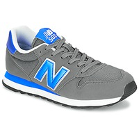 Chaussures Baskets basses New Balance GM500 Gris / Bleu