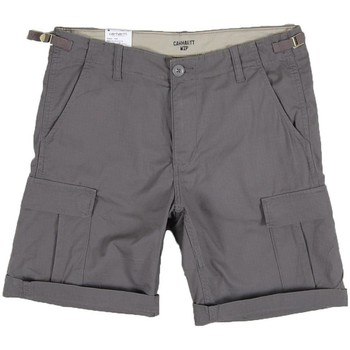 Vêtements Homme Shorts / Bermudas Carhartt AVIATION SHORT GRIGI Gris