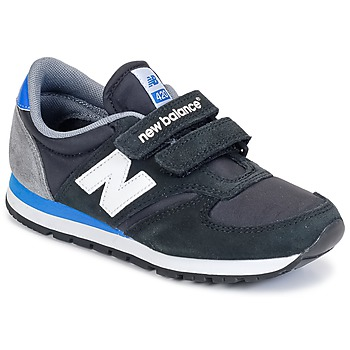 Chaussures Enfant Baskets basses New Balance KE420 Noir / Bleu