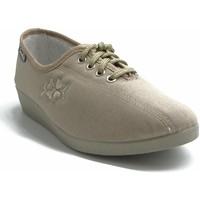 Chaussures Femme Baskets basses Semelflex JAVA 2 TAUPE