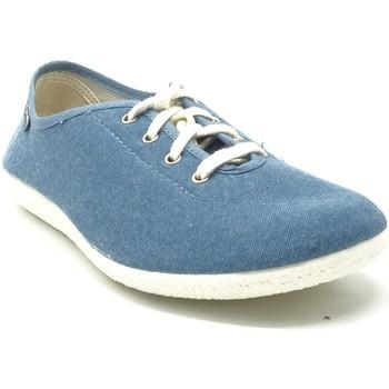 Chaussures Femme Baskets basses Semelflex VALY BLEU