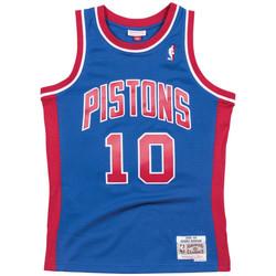 Vêtements Débardeurs / T-shirts sans manche Les Iles Wallis et Futuna Maillot NBA Dennis Rodman Detr Multicolore